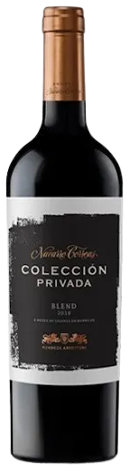 NAVARRO CORREAS vino blend x750cc