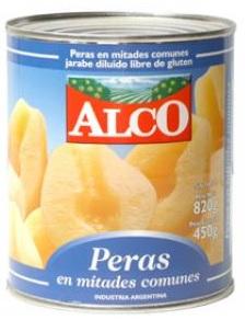 ALCO peras mit. x820g
