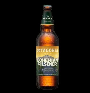 PATAGONIA cerveza bohemian x730cc