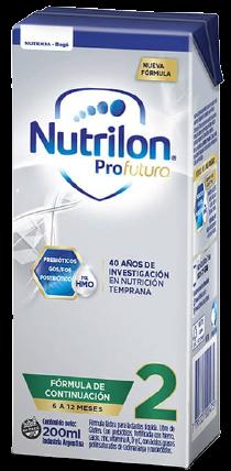 NUTRILON premium 2 200cc