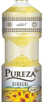 PUREZA aceite girasol omega9 x1,5ltpet