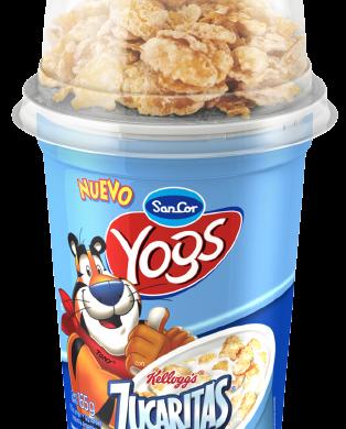 SANCOR yogur zucaritas x165g