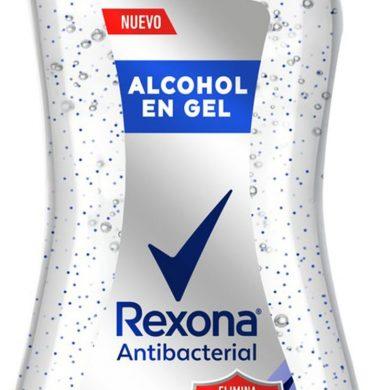 REXONA alcohol gel x300cc