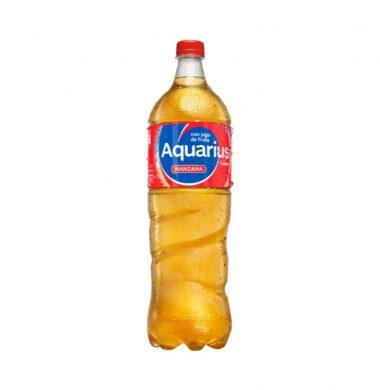 AQUARIUS agua manzana x500cc