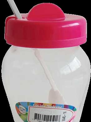 DAYSAL azucarera vidrio con cuchara
