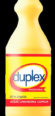DUPLEX lavandina x1lt.