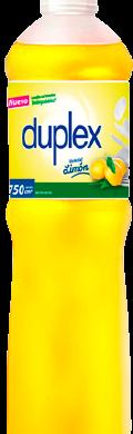 DUPLEX detergente limon x750cc