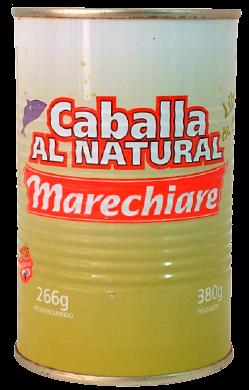 MARECHIARE caballa natural x380Gra