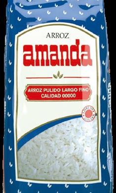 AMANDA arroz largo fino x1Kg