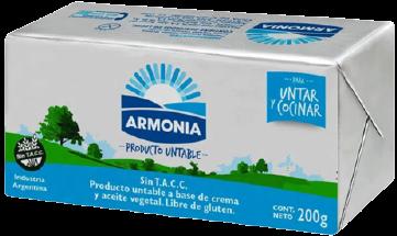 ARMONIA manteca x200g