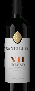 CANCILLER vino tinto blend VII x750cc