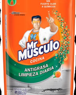 MR.MUSCULO limp. antigrasa x900ccd/p