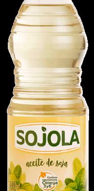 SOJOLA aceite soja x900cc.