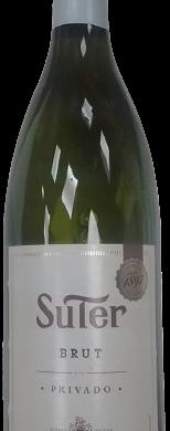 SUTER vino privado blanco brut x750cc