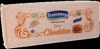 TREMBLAY queso cheddar
