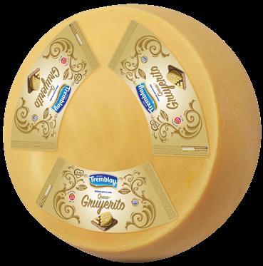 TREMBLAY queso gruyerito