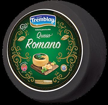 TREMBLAY queso romanito