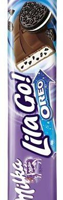 MILKA chocolate lila go oreo x37g