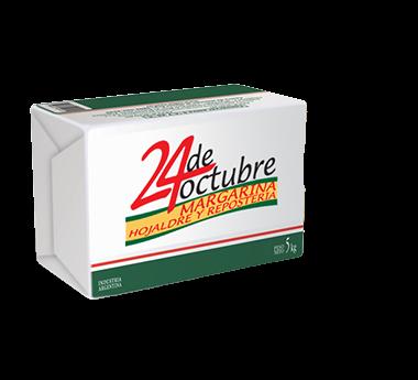 24 OCTUBRE margarina x500g
