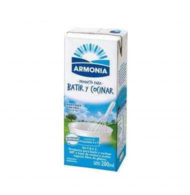 ARMONIA crema leche cocinar x200g