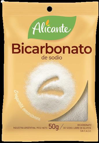 ALICANTE bicarbonato sodio x50g