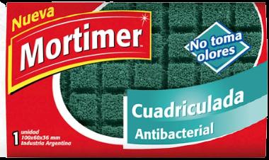 MORTIMER esponja antibacterial