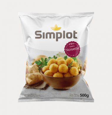 SIMPLOT papas noisettes x500g