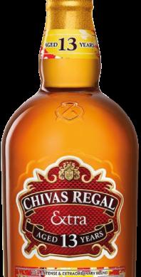 CHIVAS R. whisky extra x750cc