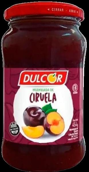 DULCOR mermelada ciruela x454