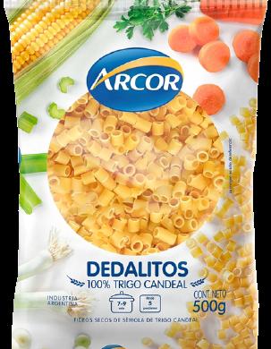 ARCOR fideos dedalitos x500g