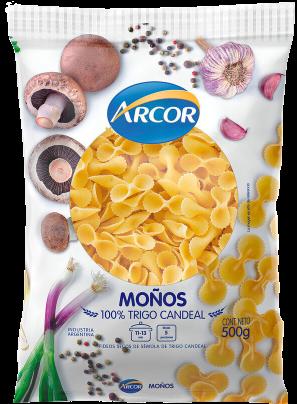 ARCOR fideos moños x500g