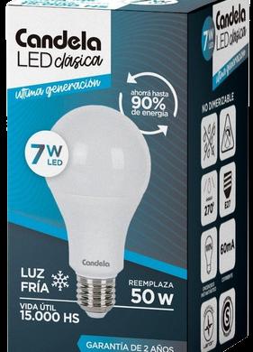 CANDELA lampara led 7w