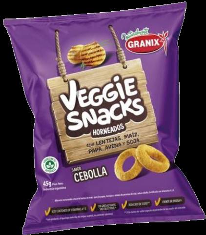 GRANIX snacks cebolla