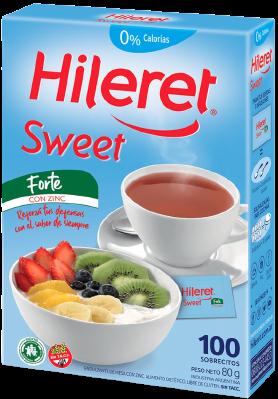 HILERET sweet forte x100u