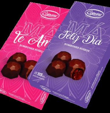 COPANI bombones chocolate MA x115g