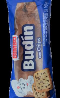 BIMBO budin c/chips x170g