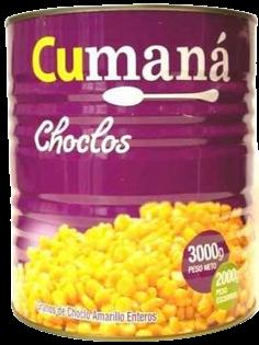 CUMANA choclo grano amarillo 3k