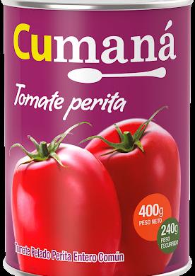 CUMANA tomate perita x400g
