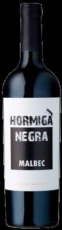 HORMIGA NEGRA vino malbec x750cc