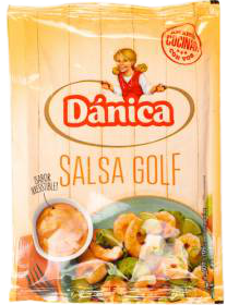 DANICA salsa golf x100g