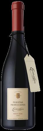 PEQUEÑAS PRODUCCIONES vino pinot noir 750cc