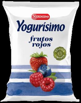 YOGURISIMO bebible frutos rojos x1lt.sachet